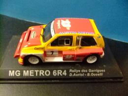 MG METRO 6R4 Rallye Des Garrigues D. Auriol - B. Occcell - Carros