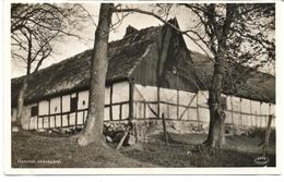 3050s: AK Gammal Skanegard, Gelaufen Ca. 1960 - Schweden