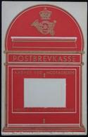 Postbrevkasse Boîte à Lettres Brievenbus Mailbox Denmark Danemark - Poste & Facteurs