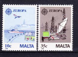 Europa Cept 1988 Malta 2v ** Mnh (42634D) - 1988