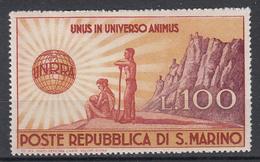 SAN MARINO - Michel - 1946 - Nr 350 - MH* - Saint-Marin