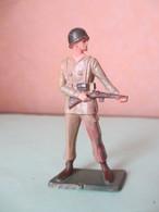 Figurines Soldats WW2 Soldat Plastique STARLUX Militaire France (voir Description) - Starlux