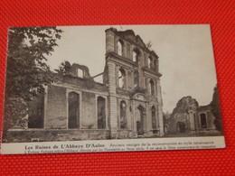 GOZEE  -  ABBAYE D'AULNE  - Ruines  - Anciens Vestiges  En Style Renaissance - Thuin