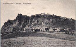 SAINT MARIN -- Monte Titana - Saint-Marin