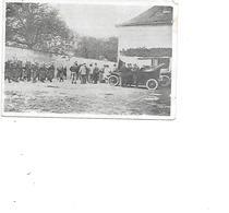 CARTE POSTALE MILITAIRE GRANDES MANOEUVRES DE L'EST 1905 - Militari