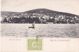 CPA Salut De Constantinople - Iles Des Princes - Turquie