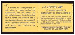 Marianne De BRIAT  Carnet N° 2713 C1 RGR 2 - Markenheftchen