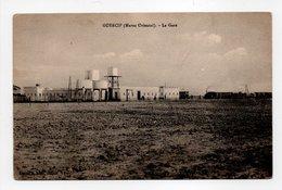 - CPA GUERCIF (Maroc) - La Gare 1918 - Edition Botta - - Autres