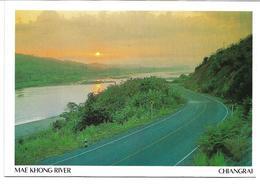 3070x: AK Mae Khong River, Ungelaufen Ca. 1980 - Thaïland