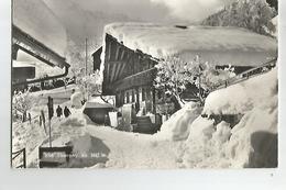 Suisse Champery Planachaux Le Village Animée - VS Valais