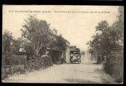 51 - BUSSY LE CHÂTEAU (Marne) - Route De St Rémy - France