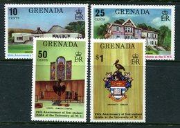 Grenada 1974 25th Anniversary Of University Of West Indies Set MNH (SG 608-611) - Grenada (1974-...)