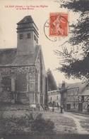 Le Sap.  La Tour De L'Eglise Et La Rue Homo - Otros Municipios