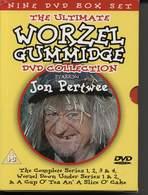 The Ultimate Worzel Gummidge Dvd Collection Met Jon Pertwee Region 0 - Children & Family