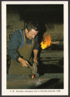 CPM 94 CHEVILLY LARUE - L'Aventure Carto - M. BOCHEUX, Ferronnier D'art  - 1982 - Chevilly Larue