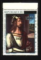 BENIN Overprint Painting 2007 De Durer - Bénin – Dahomey (1960-...)