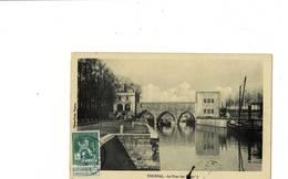 Tournai  Pont Des Trous. - Tournai