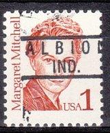 USA Precancel Vorausentwertung Preo, Locals Indiana, Albion 818 - Etats-Unis