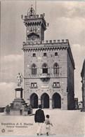 SAINT MARIN --  Palazza Governativo - Saint-Marin