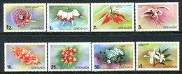 Grenada 1975 Flowers Set MNH (SG 678-685) - Grenada (1974-...)