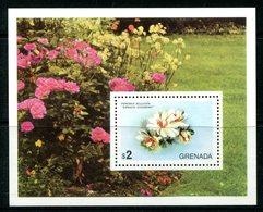 Grenada 1975 Flowers MS MNH (SG MS686) - Grenada (1974-...)