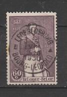 COB 302 Oblitération Centrale LEOPOLDSBURG - Used Stamps