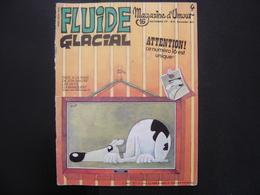 1977 Bande Dessinée FLUIDE GLACIAL N° 16 Dessins Humour - Fluide Glacial