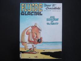 1977 Bande Dessinée FLUIDE GLACIAL N° 47 Dessins Humour - Fluide Glacial