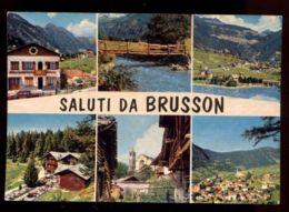 C1102 SALUTI DA BRUSSON - Italia