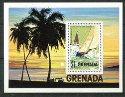 Grenada 1975 Pan-American Games, Mexico MS MNH (SG MS744) - Grenada (1974-...)