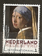 Pays-Bas Netherlands 2014 Peinture Vermeer Painting Obl - 2013-... (Willem-Alexander)
