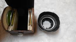 Accessoires Appareil Photo B+W Tulipan, Type Pare Soleil,diamètre Extérieur Est Compris Entre 27 Et 37 Mm - Matériel & Accessoires