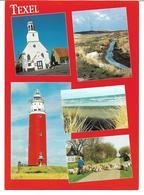 3070k: AK Texel, Leuchtturm, Ungelaufen - Texel