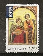 Australie Australia 201- Noel Christmas Used But Unstamped Obl - 2010-... Elizabeth II