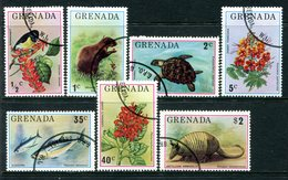 Grenada 1976 Flora And Fauna Set Used (SG 761-767) - Grenada (1974-...)