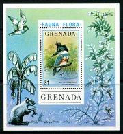 Grenada 1976 Flora And Fauna MS MNH (SG MS768) - Grenada (1974-...)