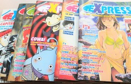 MANGA EXPRESS NUMERI IN SEQUENZA (50419) - Manga