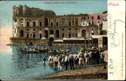 NAPOLI  Donn' Anna A Posillipo - Napoli (Naples)