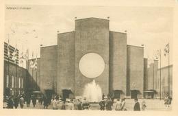 Göteborg; Jubileumsutställningen 1923. Maskinhallen - Circulated. (Axel Eliasson) - Suède