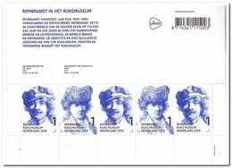 Nederland 2019, Postfris MNH, Rembrandt - 2013-... (Willem-Alexander)