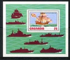 Grenada 1976 Ships MS MNH (SG MS840) - Grenada (1974-...)