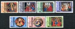 Grenada 1976 Christmas Set Used (SG 841-847) - Grenada (1974-...)