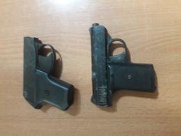 Lot De 2 Pistolet à Blanc - Armes Neutralisées
