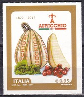 Repubblica Italiana, 2017 - 95c Auricchio - Nr.3815 MNH** - 6. 1946-.. Repubblica
