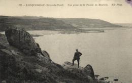 22 - Côte D'Armor - Locquemeau - Vue Prise De La Pointe De Dourvin - C 6026 - France