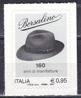 Repubblica Italiana, 2017 - 95c Borsalino - Nr.3817 MNH** - 6. 1946-.. Repubblica