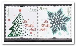 Moldavië 2018, Postfris MNH, Christmas - Moldavië