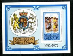 Grenada 1977 Royal Visit MS MNH (SG MS899) - Grenada (1974-...)