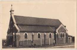 Calonne Ricouart, Pas De Calais. Chapelle De La Cité 6. CPSM Pt Format Animée. Rare, Pas  Sur Le Site. Timbrée, 2 Scans - France