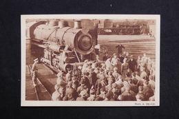 """MILITARIA - Carte Postale - Scène Extraite Du Film """" La Bataille Du Rail """" - L 28812 - Guerre 1939-45"""